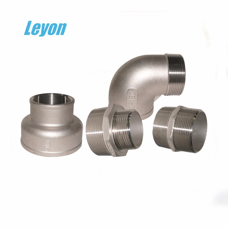 buy direct from china manufacturer stainless steel pipe fitting end cap