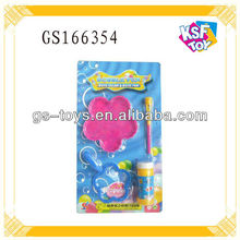 shantou cute summer childrens funny plastic bubble water toy for kids