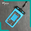 New full cover mobile use pvc cell phone waterproof phone bag