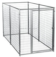 BAIYI Brand Outdoor Large Dog kennels For Dog Run Fence Welded Wire Mesh Panel