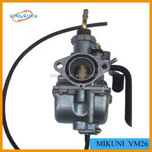 125cc Dirt Bike Carburetor Mikuni VM26 30mm Carby For ATV