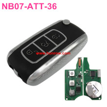 High Quality NB07-ATT-36 remote key for kd900 programmer keydiy remote