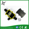 IP68 waterproof plastic electric junction box