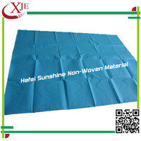 good quality disposable bed sheet to cover the examination table waterproof