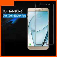 HOT Product! Anti Smudge Tempered Glass Screen Protector for Samsung Galaxy A9