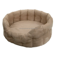 luxury memory foam pet dog bed/animal cushions
