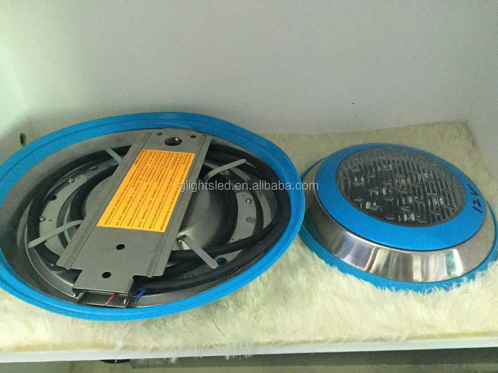 24W IP68 LED underwater light for swimming pool