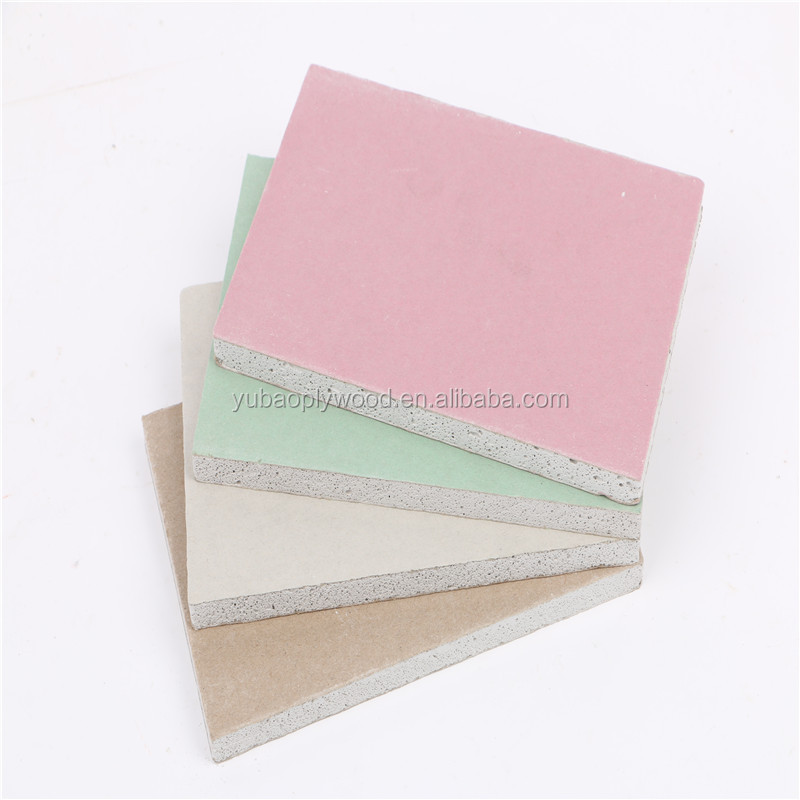Prices gypsum board products
