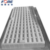 Wholesale 3x6 4x6 4x8 Plastic Fodder Hydro Hydroponic Flood Table