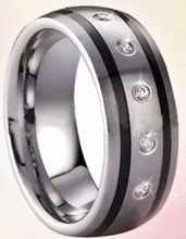 Wholesale and Most Popular tungsten carbide jewelry