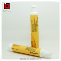28g Plastic Tube Toothpaste Tube Packaging