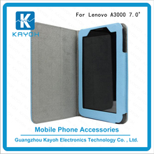 [kayoh]china supplier charming mirror case For 7 inch Lenovo A3000 tablet case with very slim designer