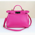 2014 latest design bags woman handbag brands, 100% genuine leather handbags for women