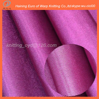 China Polyester Bright Dazzle Fabric/Tricot Dazzle Knitting Fabric for Sport Wear & Jersey