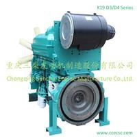 Use Diesel Fuel 4 Cycle 6 Cylinder Kta19 Diesel Engines