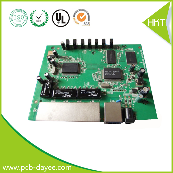 2015 Shenzhen electronic components supplier pcb assembly