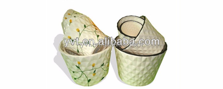 Wholesale Ceramic Flower Pot Stand