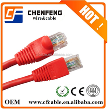 Fine FTP CAT5e Lan cable&wire patch cable networking cable