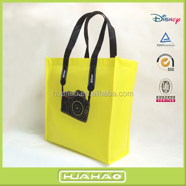 promotional non-woven shopping bag for gift