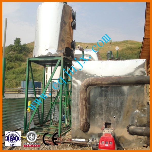 chinese made used engine oil recycling machine