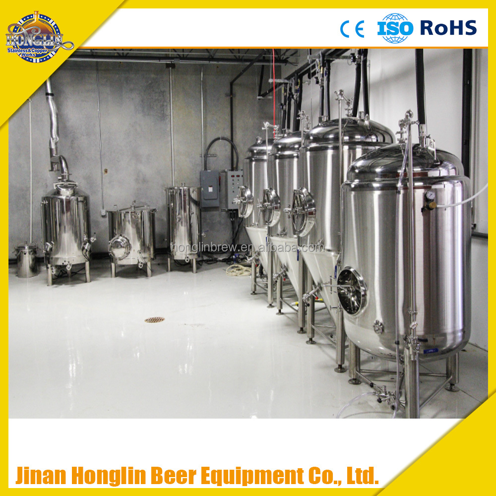 500L copper beer brewing equipment,pub beer making system,commercial beer brewery equipment