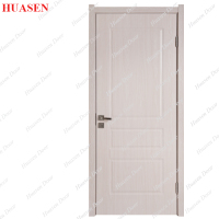 Modern Wood Soundproof Standard Interior Bedroom Door Dimensions