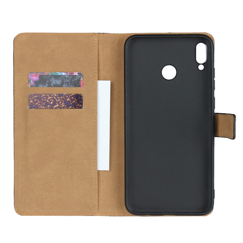 iCoverCase Wholesale Phone Accessories PU Leather Cover Wallet Celular For Huawei Honor 8X Max Case