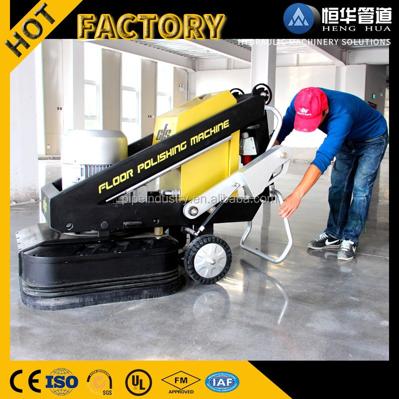 Epoxy Removal Machine/Planetary Floor Polishing And Grinding Machine /Concrete Grinder