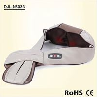 N6033C new home and car electric full body neck and back massager