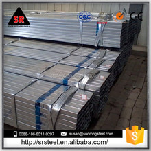 Manufacturer direct sale Mild Steel square pipe price list/SHS steel from China
