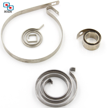 Best quality cheap price custom precision product metal coil retractable extension spring with different surface