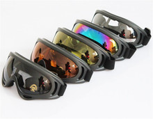 YOUME Outdoor Sport Cool Motocross ATV Dirt Bike Goggles Motorcycle Off Road Racing Goggles Motor glasses Surfing Airsoft Paintb
