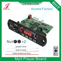 Hot Sale Audio Video Song Mp3 Mp4 Mp5 Deocder Player Board, Cheaper Price Movie Decoder Module In Pakistan