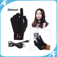 Multi Color Bluetooth Winter Talking Gloves