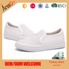china fashion breathable comfortable sofe pu upper lady fancy casual shoes