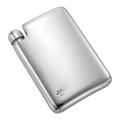 High Quality Wholesale Custom Cheap Men's Outdoor Square Stainless Steel Hip Flask