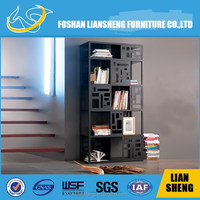 Wholesale Luxury High Glossy bookcase D2018B00-R4031