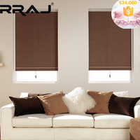 RRAJ 230V Power Roller Shades for UK