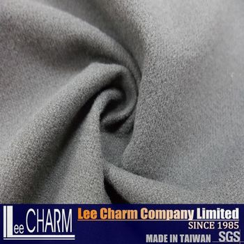 Wholesale Cheap Price 4 Way Stretch Polyester Fleece Viscose Lycra Fabric