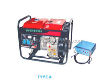 170F Single-cylinder 4-stroke engine diesel generator TYPE A