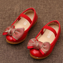 Spring New Kids Girls Ballet Flats Elastic Band Children Princess Shoes Bow Knot Toddlers Casual Doll Shoes Summer Ballerinas