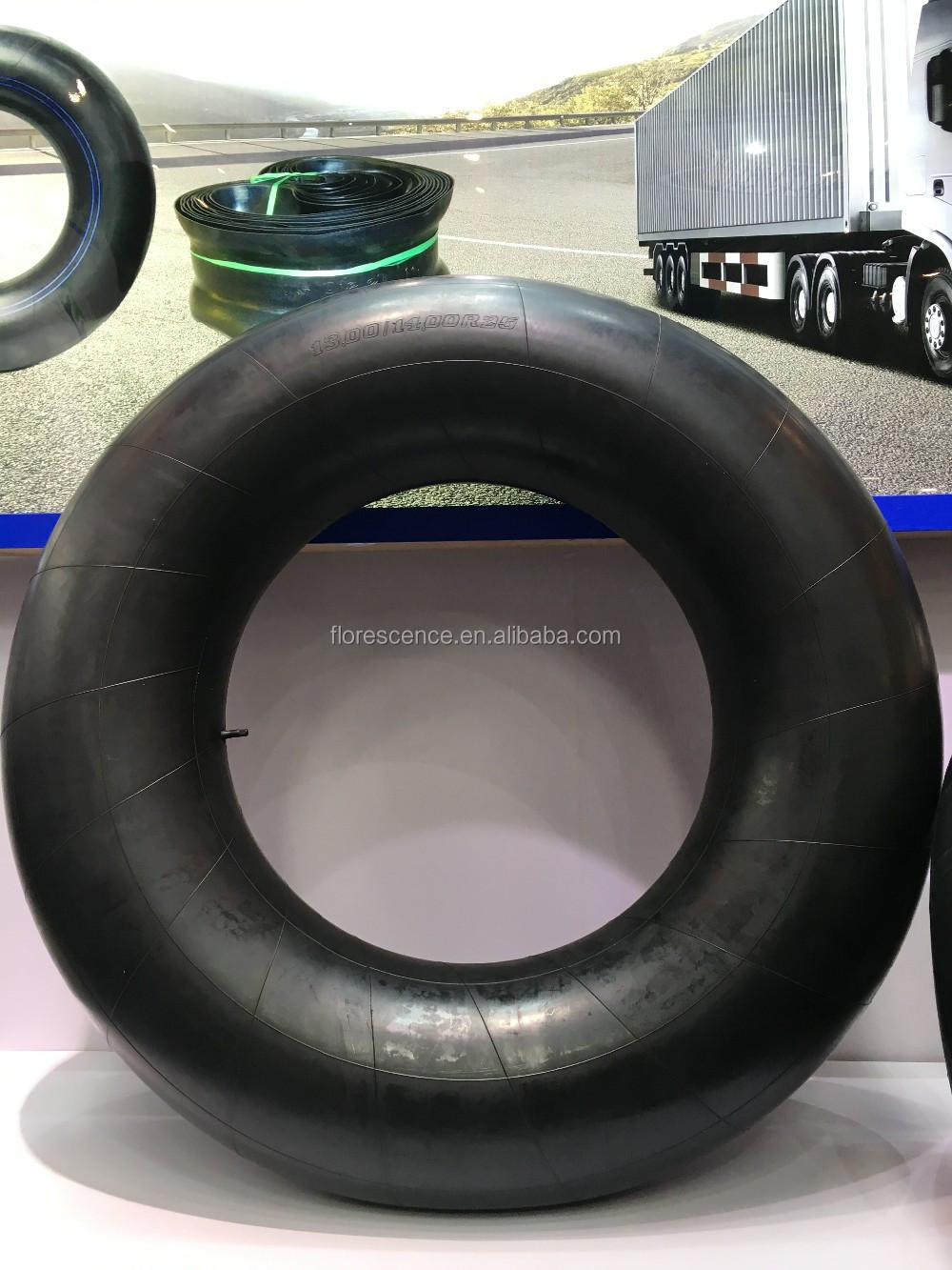all size of butyl inner tube for truck passenger car OTR and motorcycle tires