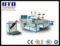 high quality multi-function air bubble film forming production line