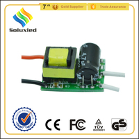 1-5x1w open frame led driver