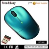 Factory direct sell optical tracking slim wireless mouse