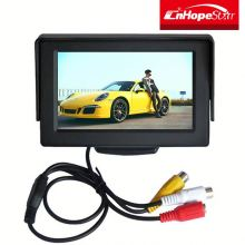 Chinese supplier 3.5 inch tft lcd HD car monitor with av input