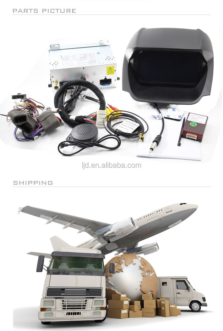 Car audio stereo system/in car radio/dvd for F ord Eco Sport