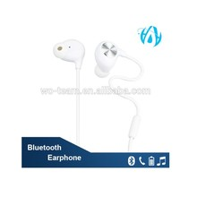 2017 Newest Earbuds Bluetooth Wireless Stereo In Ear Headphone MIC Sport Bluetooth 4.0
