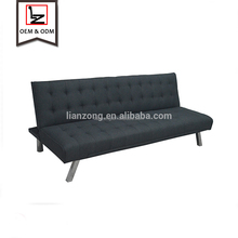 New wooden l shape designs cheap prices extension sofa cum bed