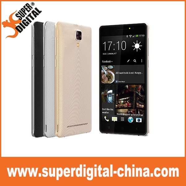 5.0inch QHD LCD ultra-thin wholesale 3G unlocked smartphones with dual flashlights/OEM mobile phones